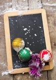 Игрушки рождества Стоковые Изображения RF