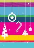 Игрушки рождества бесплатная иллюстрация