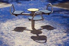 Игрушки спортивной площадки Стоковое Изображение
