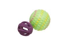 2 игрушки для собак _ Стоковая Фотография RF