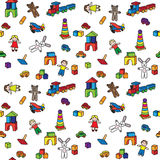Игрушки детсада Стоковое Изображение RF