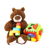 игрушки стоковые фотографии rf
