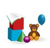 игрушки иллюстрация штока