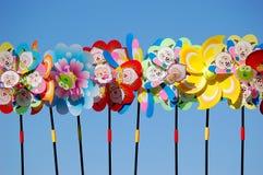 игрушки pinwheel стоковая фотография