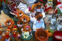 Игрушки ` s детей для рождества Стоковые Изображения