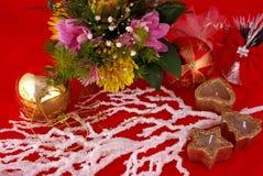 игрушки stil жизни рождества Стоковая Фотография RF