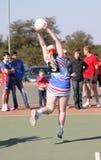 Игры дам лиги Korfball Стоковое Изображение