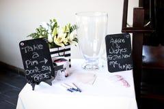 Игры на bridal ливне Стоковое фото RF