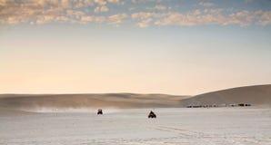игры пустыни Стоковое Изображение RF