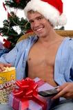 игры Рождества Стоковая Фотография