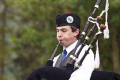 Игры Шотландия гористой местности Стоковые Изображения RF