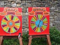 Игры Canalside на торжестве 200 год канала Лидса Ливерпуля на Burnley Lancashire Стоковое Изображение