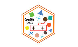 Игры Centra Стоковое Изображение
