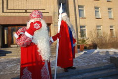 игры karelia Россия santa claus традиционный Стоковые Изображения