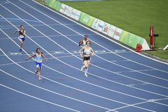 Игры Paralympic Рио 2016 стоковые изображения rf
