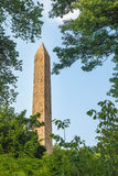 Игла Cleopatra, Central Park, NYC стоковое фото rf