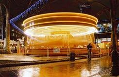 идет круг london веселый Стоковое Изображение