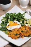 Идея завтрак-обеда Стоковые Изображения RF