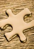 идея золота Стоковое Изображение