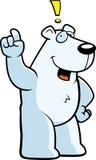 идея медведя приполюсная Стоковое Изображение