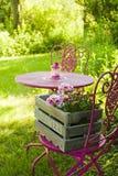 идиллия сада Стоковое фото RF