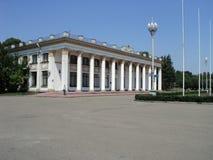 Идите вокруг города взгляда Киева старого здания Стоковое Изображение
