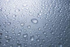 Идите дождь падение Стоковое фото RF