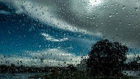 Идите дождь падения Стоковые Фото