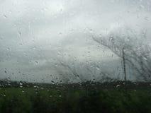 Идите дождь падения Стоковое Изображение RF