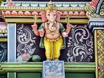 идол ganesh индусский стоковая фотография rf