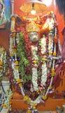 Идол ji лорда Hanuman Стоковая Фотография RF
