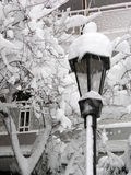 идти снег Стоковая Фотография RF