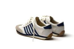 идущие ботинки Стоковое Изображение