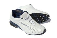 идущие ботинки стоковое изображение rf