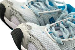 идущие ботинки Стоковое фото RF