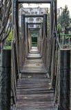 Идущий путь Стоковая Фотография RF