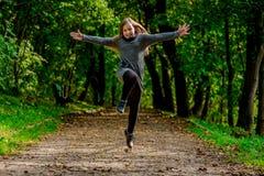 Идущий ребенок Стоковая Фотография RF