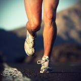 идущий спорт Стоковые Изображения