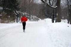 Идущий человек Стоковое фото RF