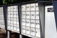 идя почта вне Стоковая Фотография RF