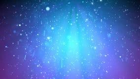 Идя снег с Рождеством Христовым предпосылка зимнего отдыха видеоматериал