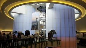 идя shanghai вверх Стоковая Фотография