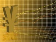 иены решетки Стоковые Фото