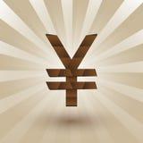 иены иллюстрация вектора