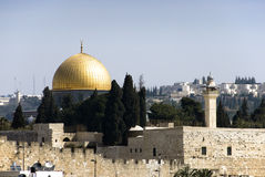 Иерусалим Стоковая Фотография RF