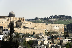 Иерусалим Стоковые Фото