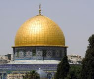 Иерусалим Стоковое Изображение