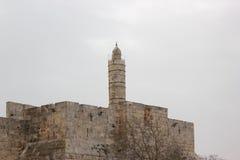Иерусалим старый город Стоковая Фотография RF