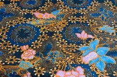 дизайны картины на ткани Стоковые Фото