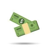 дизайн концепции финансирования Стоковые Изображения RF